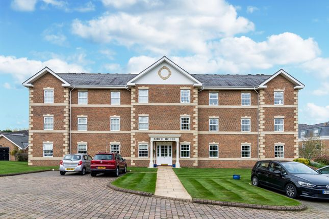 Thumbnail Flat for sale in Little Aston Hall Drive, Little Aston, Sutton Coldfield