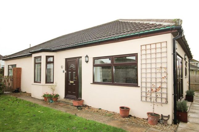 Thumbnail Detached bungalow for sale in Dark Lane, Backwell, Bristol