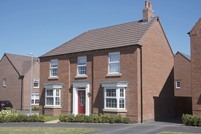 """Thumbnail Detached house for sale in """"Eden"""" at Allendale Road, Loughborough"""