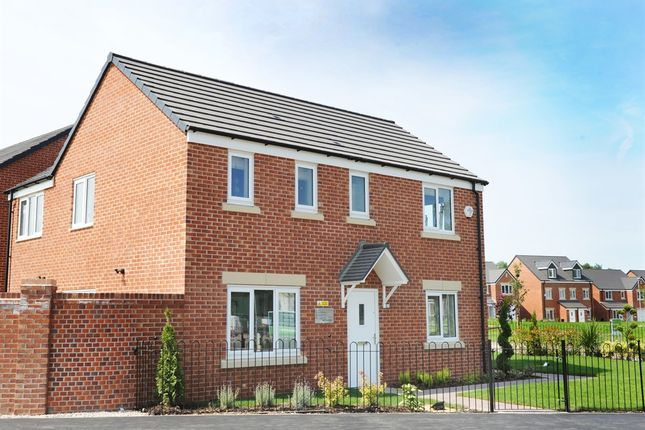 """Thumbnail Detached house for sale in """"Clandon +"""" at Stopping Hey, Parsonage Road, Blackburn"""
