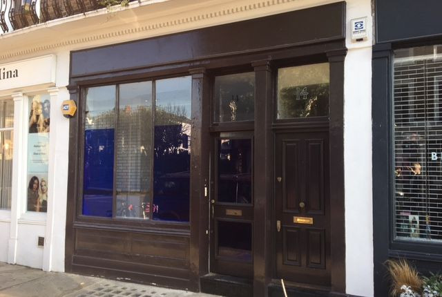 Thumbnail Retail premises for sale in Needham Road, London