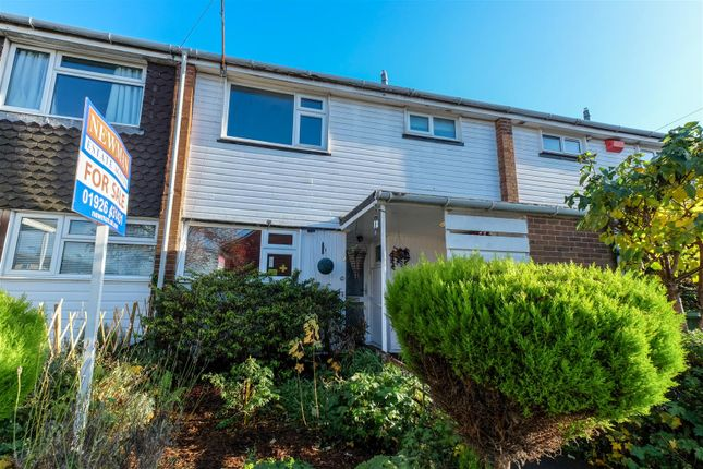 3 bed terraced house for sale in Lammas Croft, Whitnash, Leamington Spa