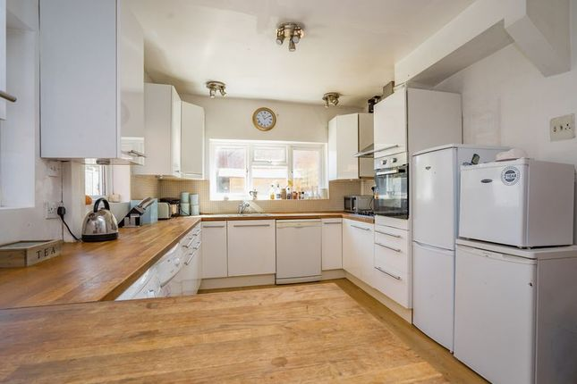 Thumbnail Semi-detached house for sale in Whitefield Road, Tunbridge Wells