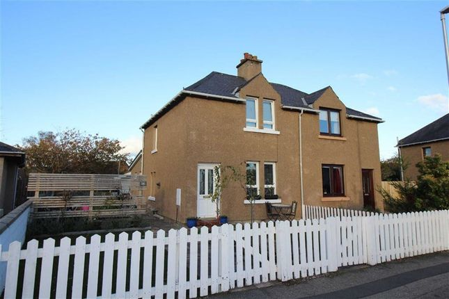Thumbnail Semi-detached house for sale in Smith Avenue, Inverness