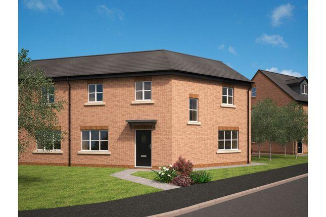 Thumbnail Semi-detached house for sale in Mossgate, Heysham