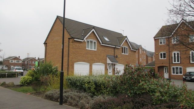 Thumbnail Flat to rent in Grange Road, Cantley, Doncaster