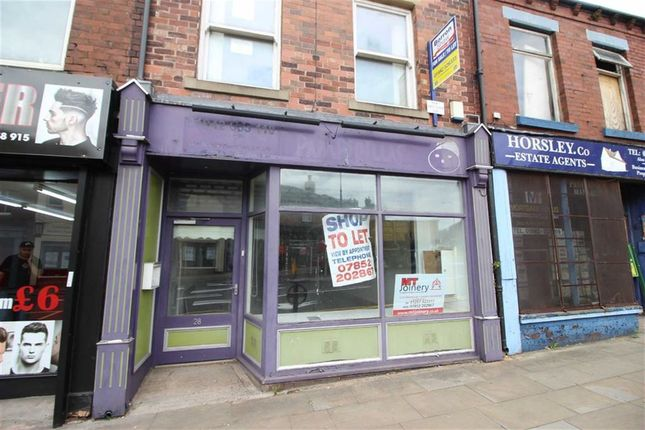 Commercial property for sale in Market Street, Hindley, Wigan