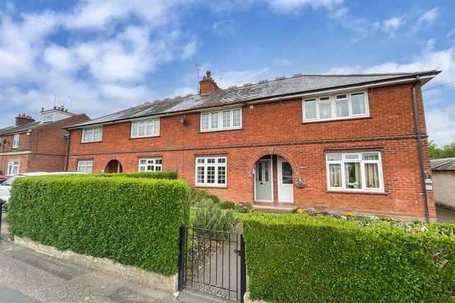 2 bed terraced house for sale in Old Kempshott Lane, Worting, Basingstoke RG22