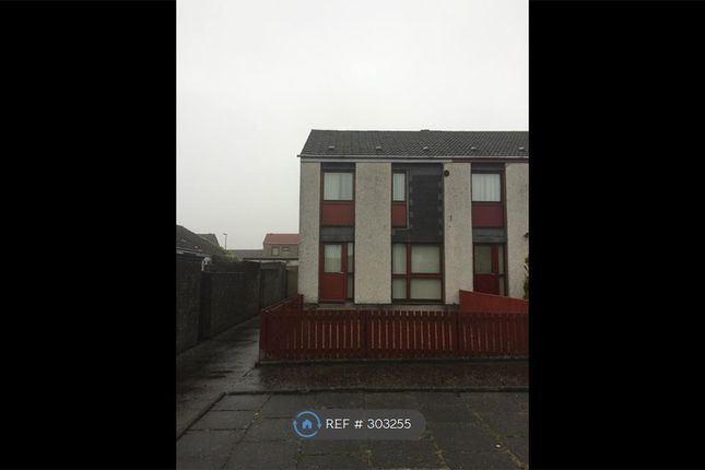 Thumbnail End terrace house to rent in Strathenry Place, Glenrothes