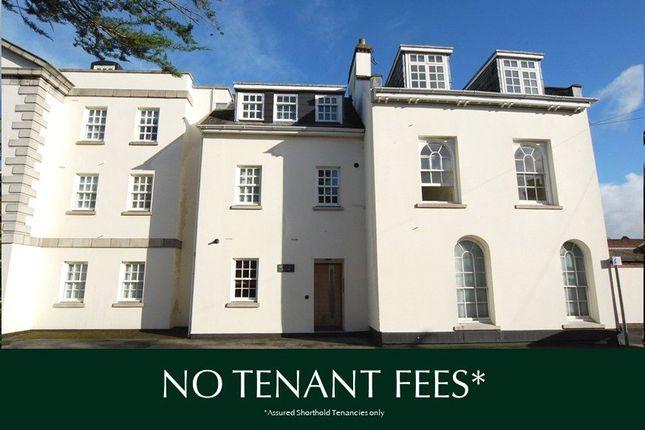 Thumbnail Flat to rent in Friars Walk, Exeter, Devon