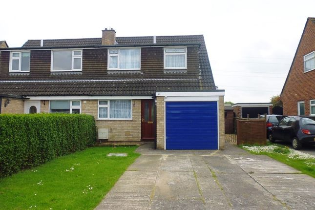 Thumbnail Property to rent in Kingfisher Road, Mead Vale, Weston-Super-Mare