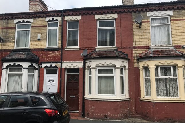 Thumbnail Terraced house to rent in Stovell Road, Moston, Manchester