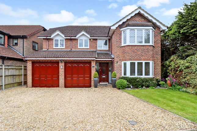 Detached house for sale in Dumpers Drove, Horton Heath, Eastleigh