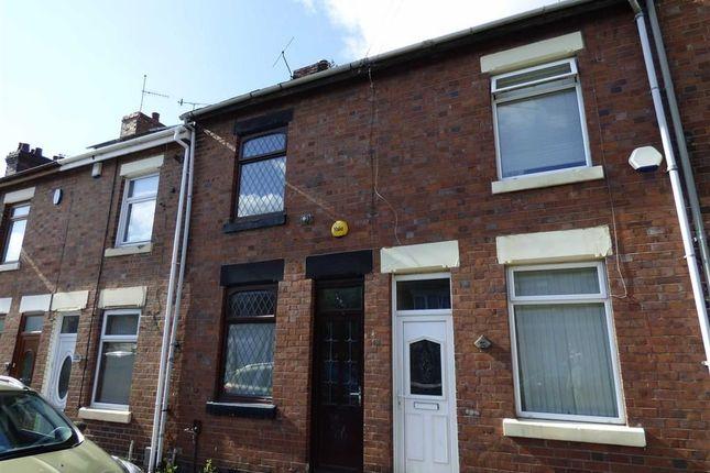 Thumbnail Terraced house for sale in Dundee Street, Longton, Stoke-On-Trent