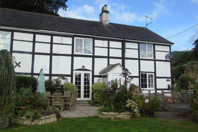Thumbnail Semi-detached house for sale in Isfryn, Meifod, Powys