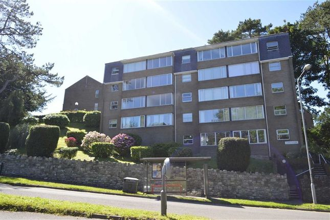 Thumbnail Flat for sale in Gilbertscliffe, Langland, Swansea