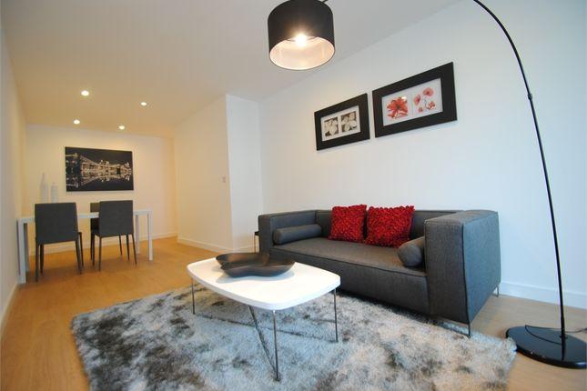Thumbnail Flat for sale in Waterhouse Apartments, Saffron Central Square, Croydon, Surrey