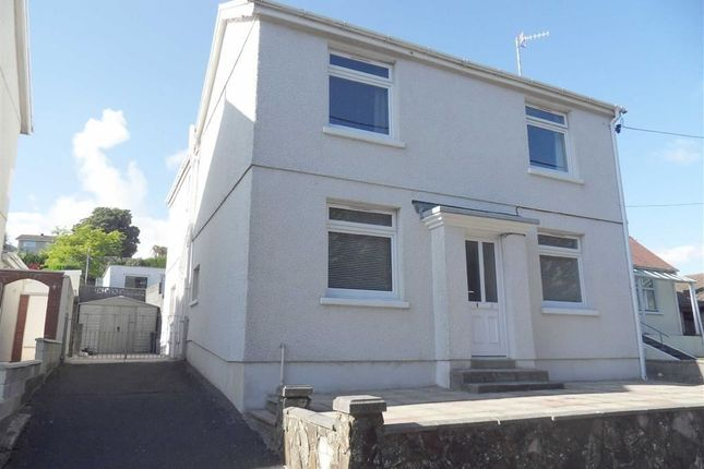 Thumbnail Detached house for sale in Llethri Road, Swiss Valley, Llanelli