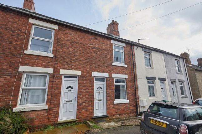 Thumbnail Terraced house to rent in Granville Street, Woodville, Swadlincote