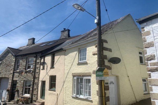 Thumbnail Property to rent in Pool Street, Bodmin