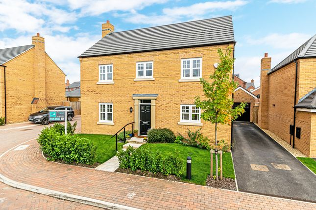 Thumbnail Detached house for sale in Bitteswell Court, Runcorn