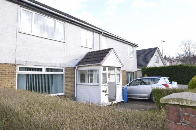 Thumbnail Semi-detached house for sale in Castlemilk Road, Glasgow