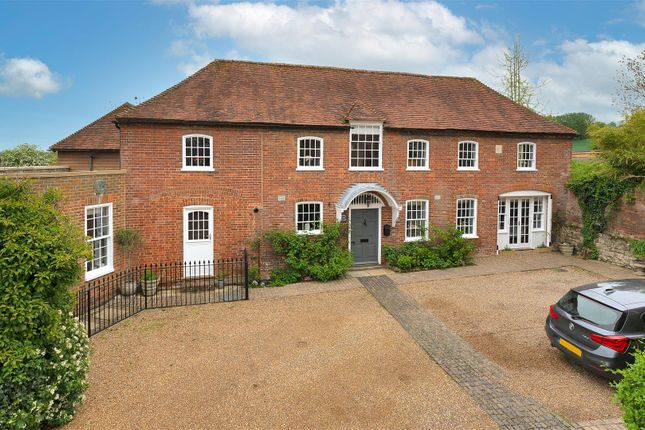 Thumbnail Detached house for sale in Lower Road, East Farleigh, Maidstone
