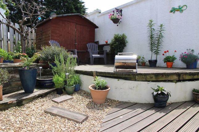 Garden of Kingsley Court, Fraddon, St. Columb TR9
