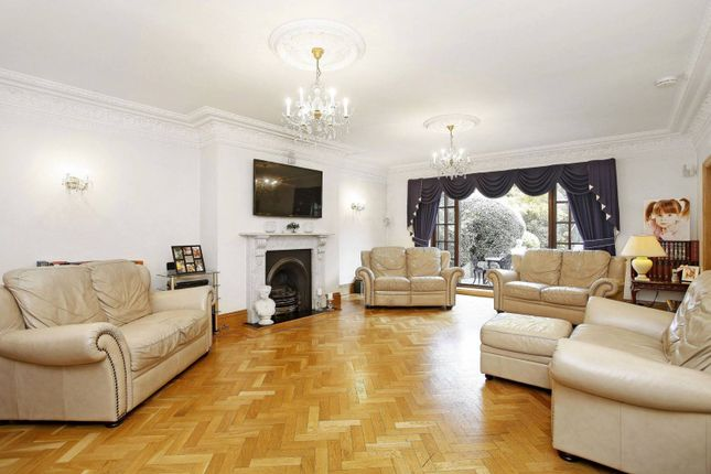5 bed detached house for sale in Oakwood Park Road, Southgate