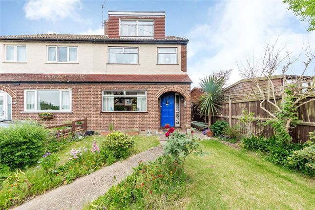 Thumbnail Semi-detached house for sale in Stanley Close, Hornchurch