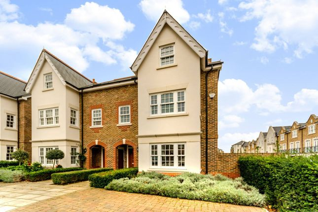 Thumbnail Semi-detached house for sale in Drury Close, Putney Heath