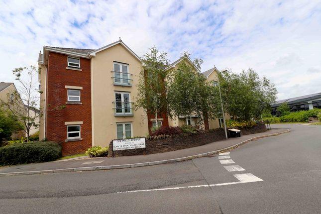 Thumbnail Flat for sale in Ffordd Yr Afon, Swansea