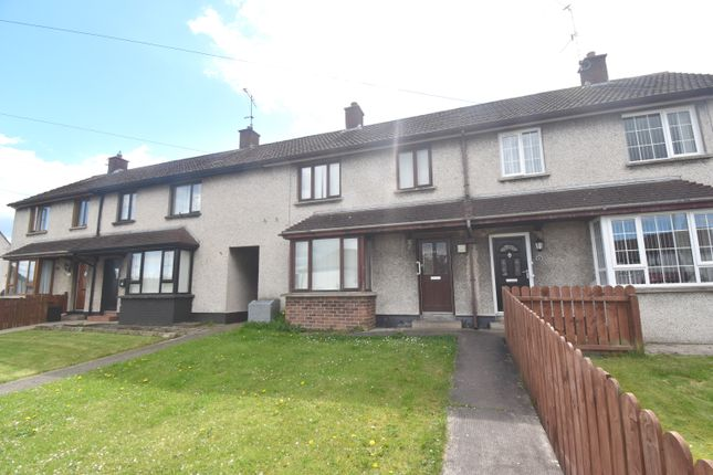 Thumbnail Terraced house to rent in Ashlea Bend, Markethill