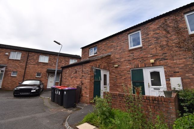 1 bed flat to rent in Chepstow Drive, Leegomery, Telford TF1