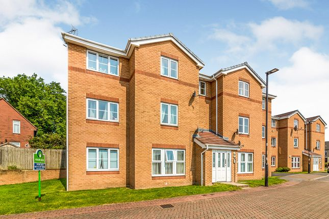 Front of Fielder Mews, Sheffield, South Yorkshire S5