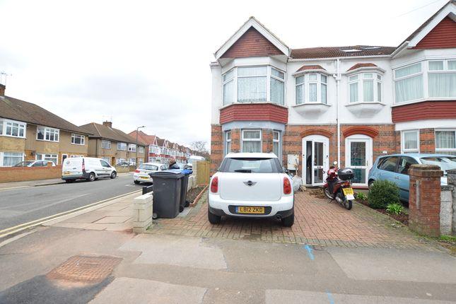 Maisonette to rent in Norton Road, Wembley