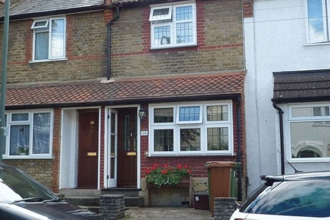 Thumbnail Terraced house to rent in Stafford Road, Sidcup