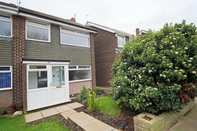 Thumbnail Semi-detached house to rent in Scarborough Road, Sunderland