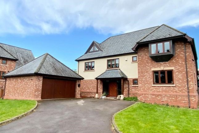 5 bed detached house for sale in Cypress Gardens, Overbury Road, Hereford HR1