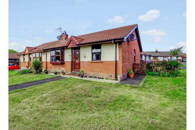 Thumbnail Semi-detached bungalow for sale in The Chanderies, Greyabbey