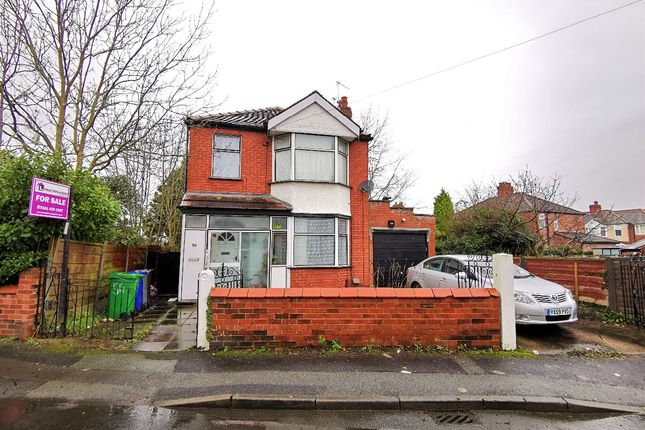 Detached house for sale in Wald Avenue, Fallowfield, Manchester