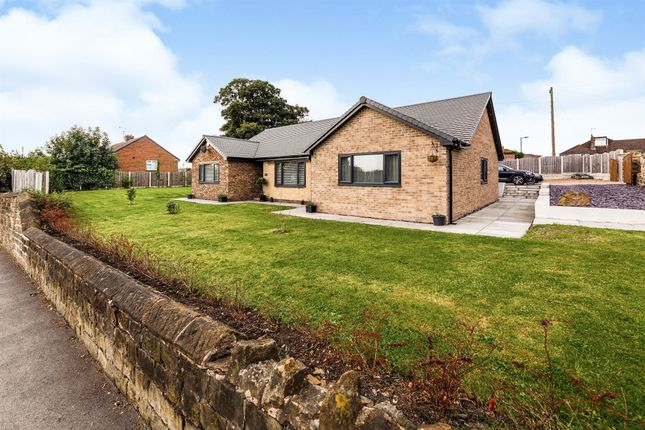 Thumbnail Detached bungalow for sale in High Street, Dodworth, Barnsley