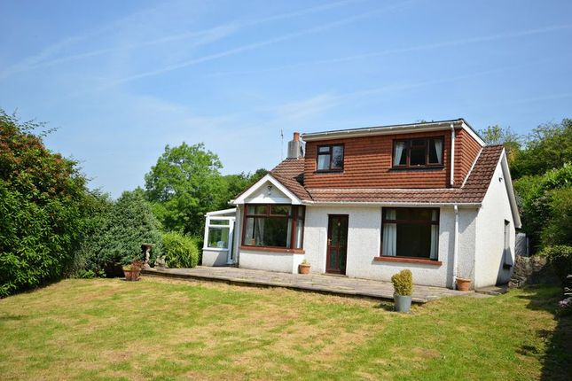 Thumbnail Detached bungalow for sale in Church Lane, Trevethin, Pontypool