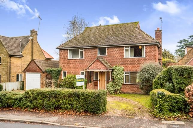 Thumbnail Detached house for sale in Merrow, Guildford, Surrey