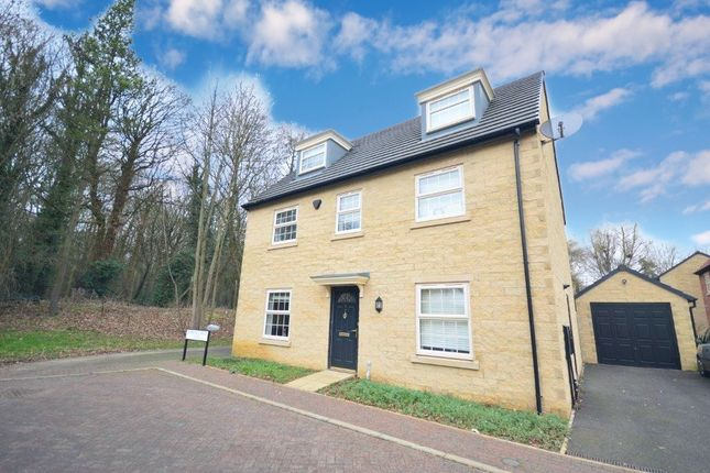 Thumbnail Detached house for sale in Diamond Drive, Corby