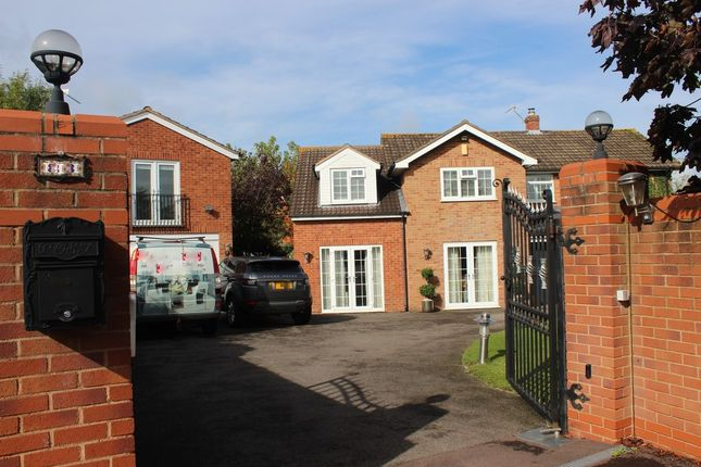 Thumbnail Detached house for sale in Lilliesfield Avenue, Gloucester