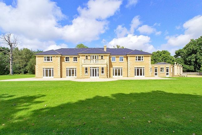 Thumbnail Detached house for sale in Binsted Lane, Arundel