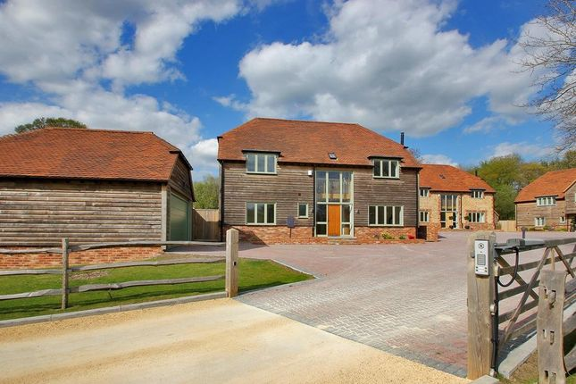 Thumbnail Detached house for sale in Sherbourne Place, Northiam, East Sussex