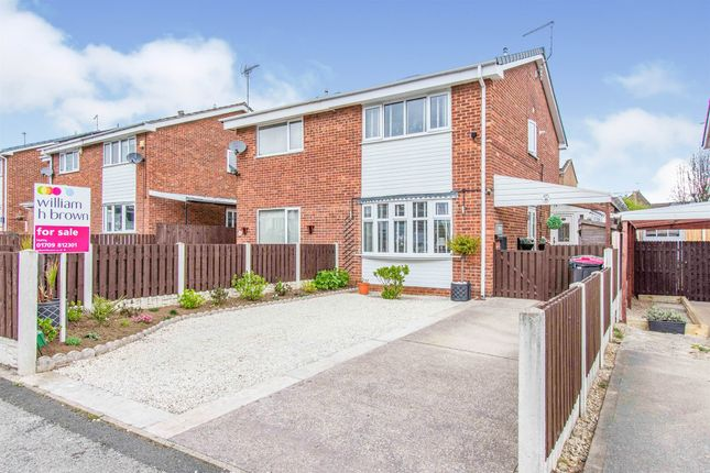 2 bed semi-detached house for sale in Upperfield Road, Maltby, Rotherham S66