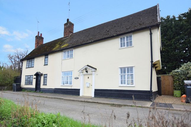 2 bed cottage for sale in Lower Street, Baylham, Ipswich